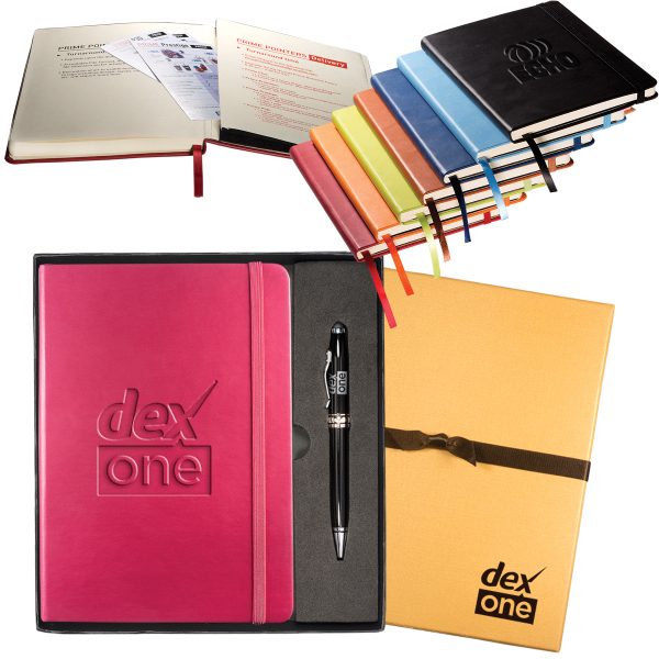 Tuscany (TM) Journal with Executive Stylus Pen Set