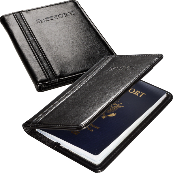 Alpha (TM) Passport Wallet