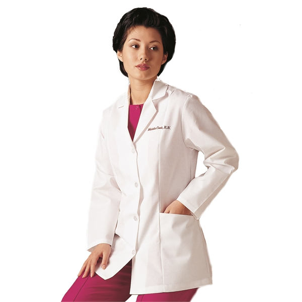 Landau Women's Lab Coat