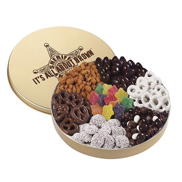 7-Way Star Deluxe Treat Tin