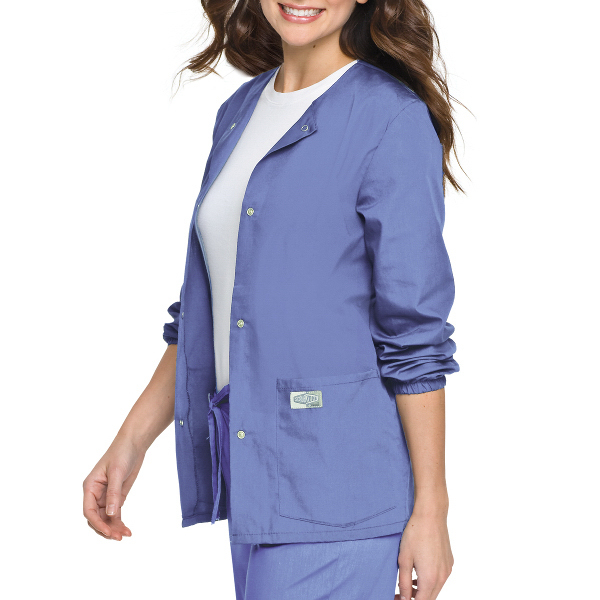 Landau ScrubZone Women's Warm-Up Jacket