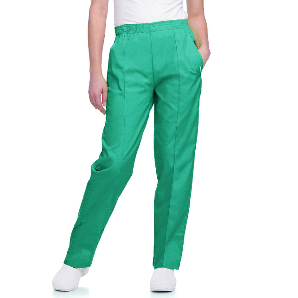 Landau Essentials Classic Tapered Leg Pant