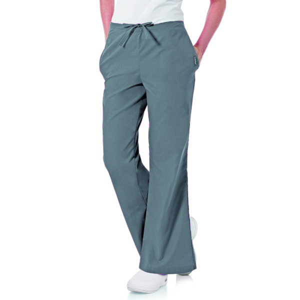 Landau Essentials Natural Flare Leg Pant