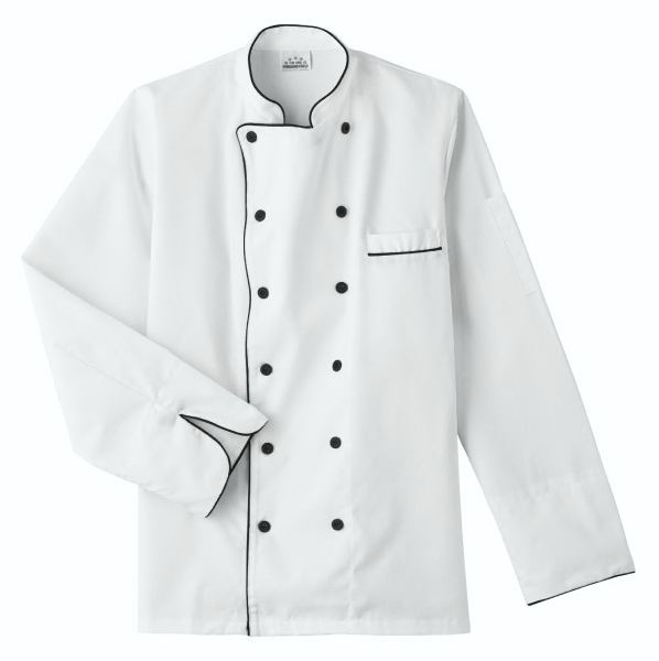 White Swan Men's Executive Chef Coat