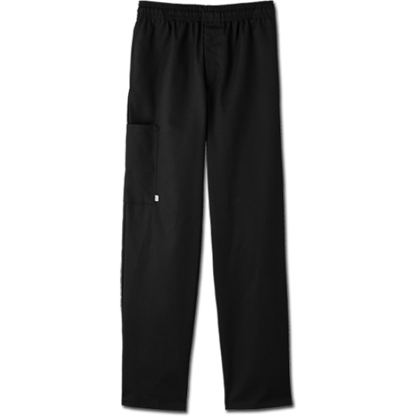 White Swan Men's Zipper Front Pant
