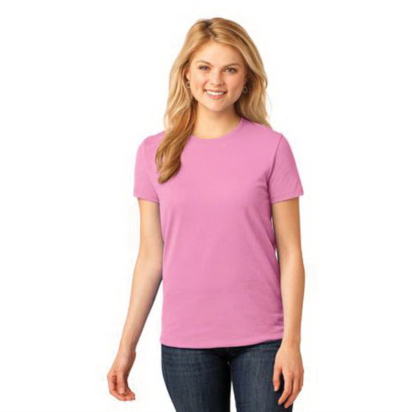 Ladies' 5.4 oz. 100% Cotton T-Shirt