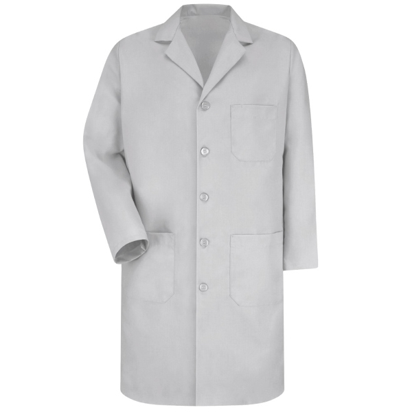 Red Kap Men's Lab Coat