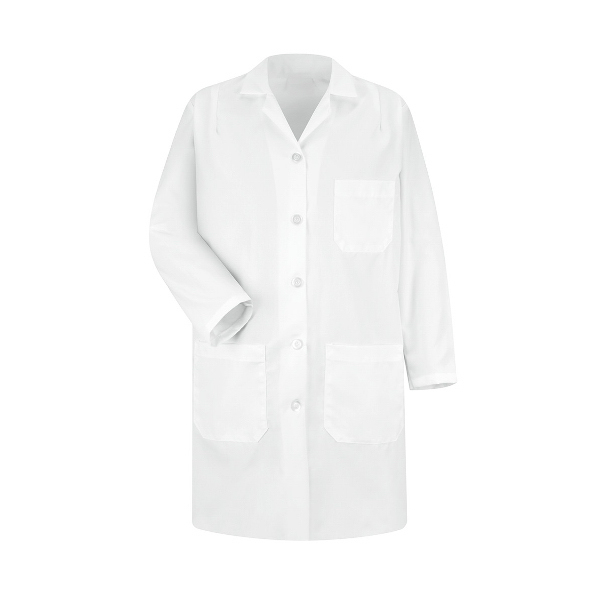 Red Kap Women's Lab Coat