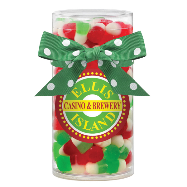 Large Gift Tube with Holiday Juju's