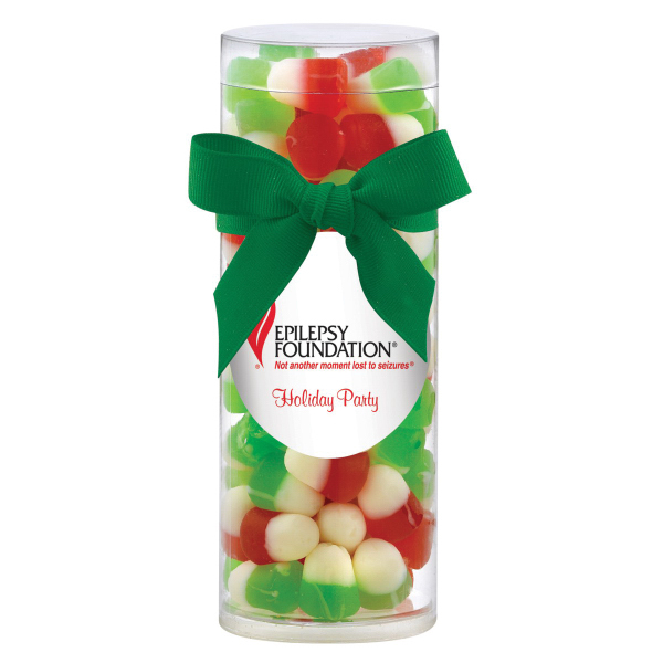 Small Gift Tube with Holiday Juju's