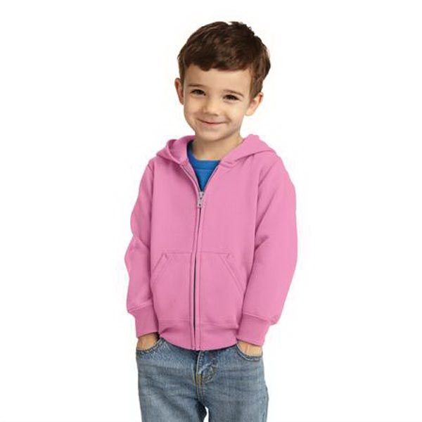 Precious Cargo (R) Toddler Full-Zip Hooded Sweatshirt