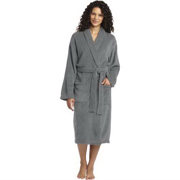Port Authority(R) Plush Microfleece Shawl Collar Robe