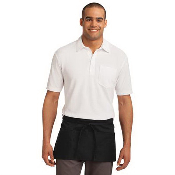 Port Authority (R) Easy Care Waist Apron W/Stain Release