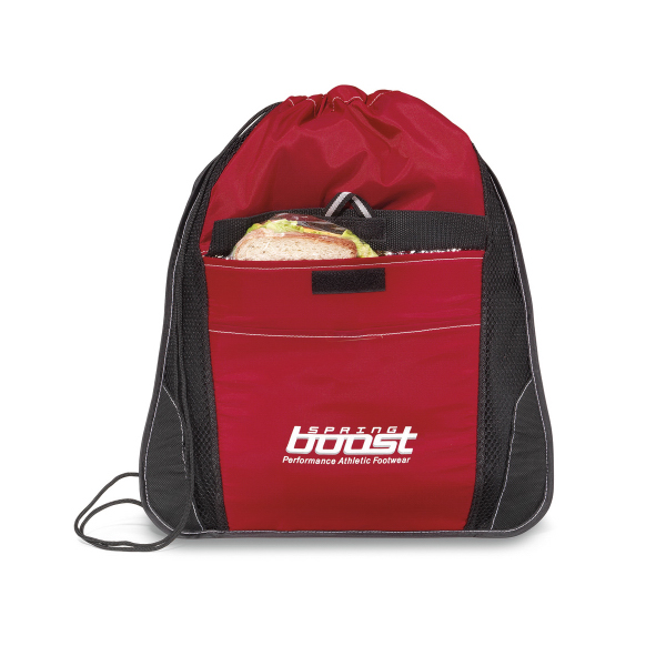 Elite Sport Cinchpack with Insulated Pocket