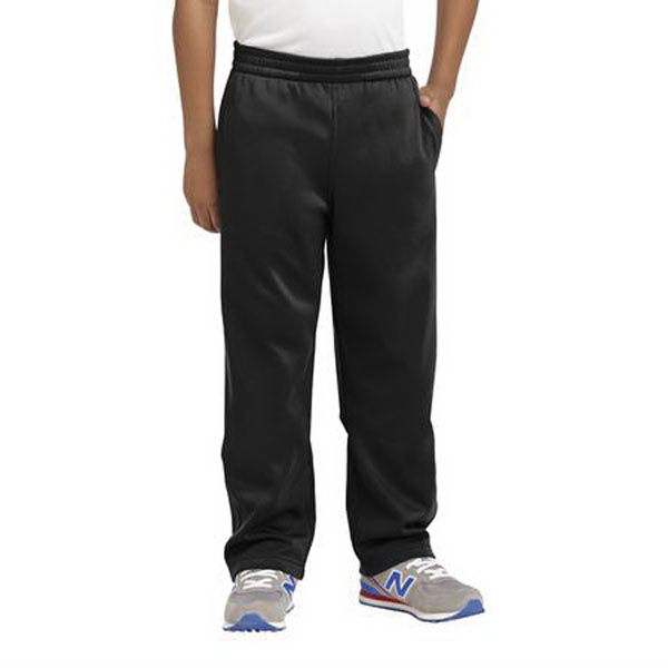 Youth Sport-Tek (R) Sport-Wick (R) Fleece Pants