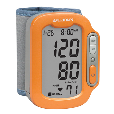 Sport Wrist Blood Pressure Monitor