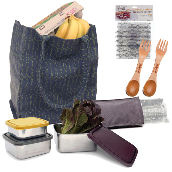 Picnic on the Go Package-Slate