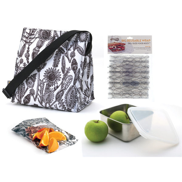 Lunch Sack Package-Wild Leaves
