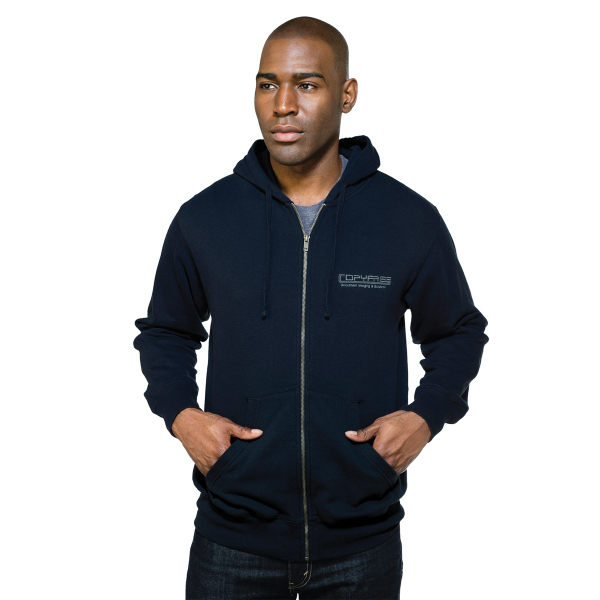 Chance - Hooded Full Zip Sweatshirt