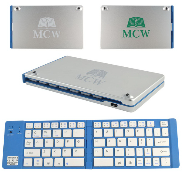 Color  Flip Keyboard Universal Bluetooth