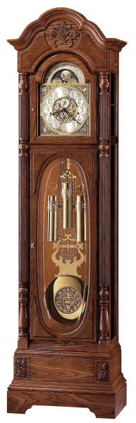 Clayton triple chime floor clock