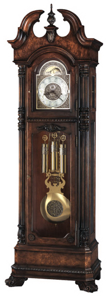 Reagan Presidential Collection floor clock