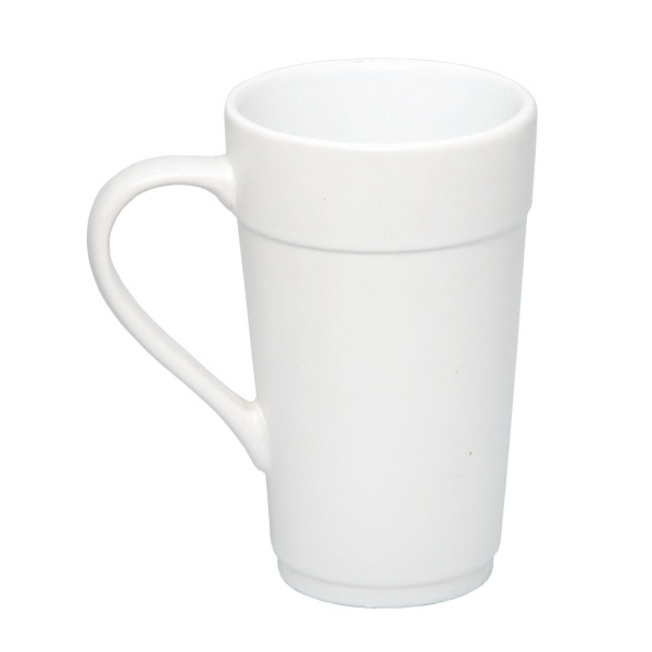 Mugstar 500 mL. (16 oz.) Ceramic Mug