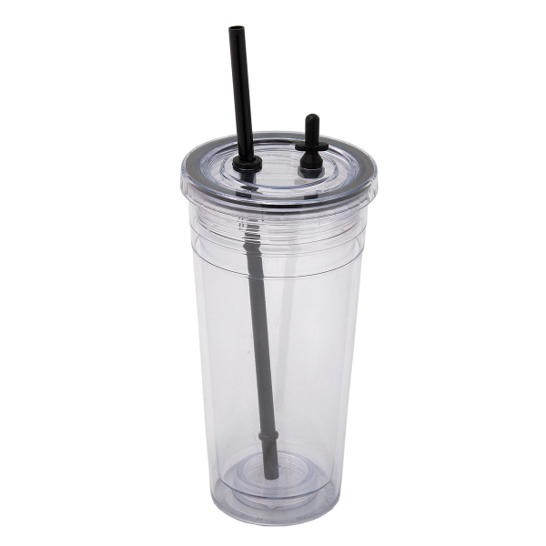 Zilch-Spiller 420 ML. (14 oz.) Double Walled Acrylic Tumbler