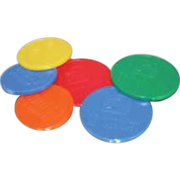 Molded/Embossed Game Tokens