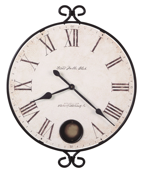"Magdalen 25"" gallery wall clock"