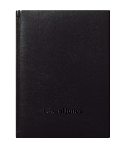 CONCERTO Journal - Black - Large