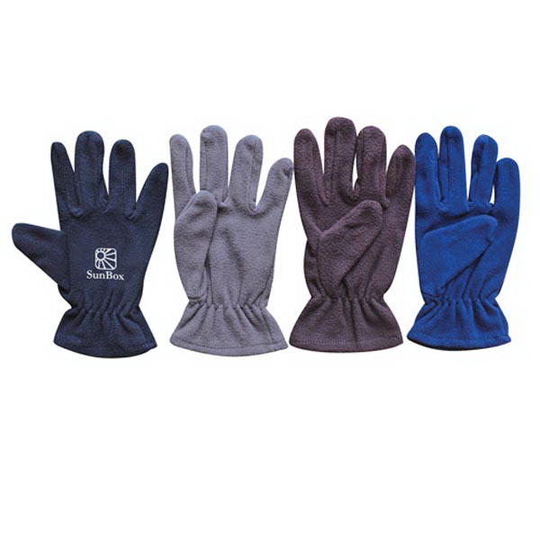 Assorted Color Fleece Glove
