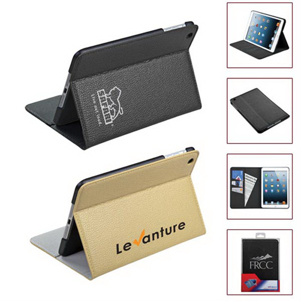 Pebble Synthetic Leather Case/Stand for iPad Mini
