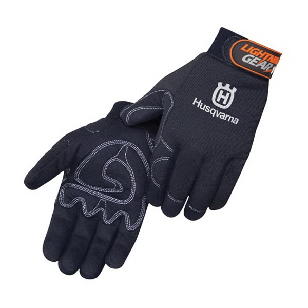 Simulated Leather Reinforced Palm Mechanic Gloves