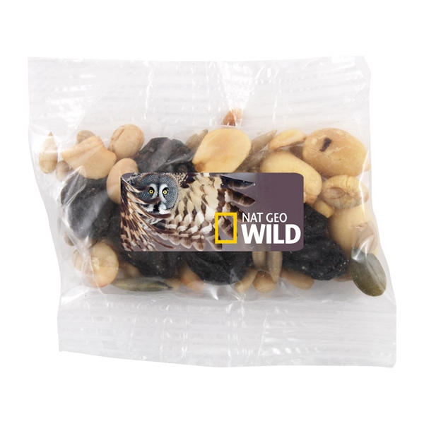Bountiful Bag with Trail Mix- Full Color Label