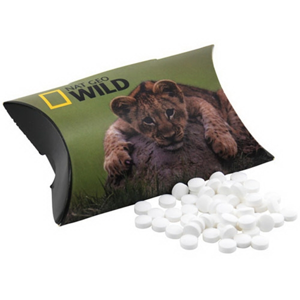 Pillow Box Promo Pack with Mini Mints