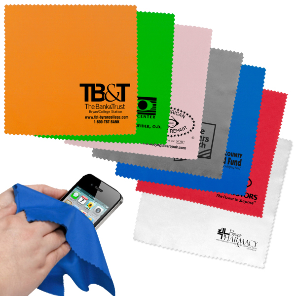 Imprinted Microfiber Cloth Replacement