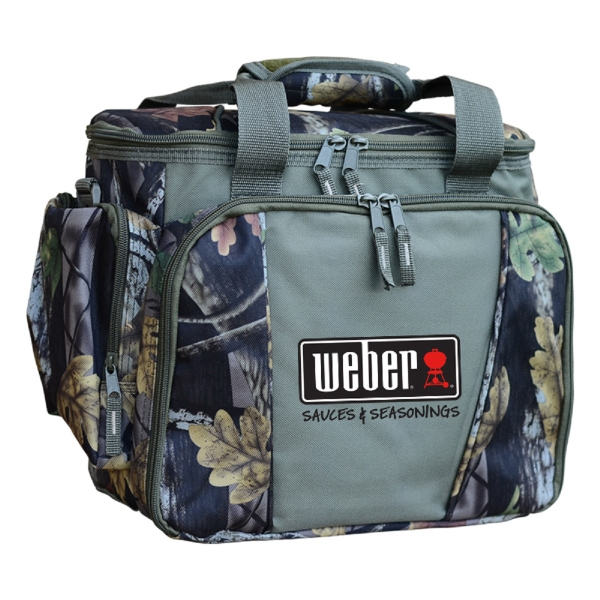 Duck Call Camo Cooler