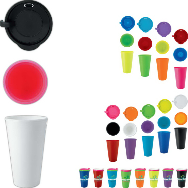 Multi-Color Infinity Tumbler-18 oz