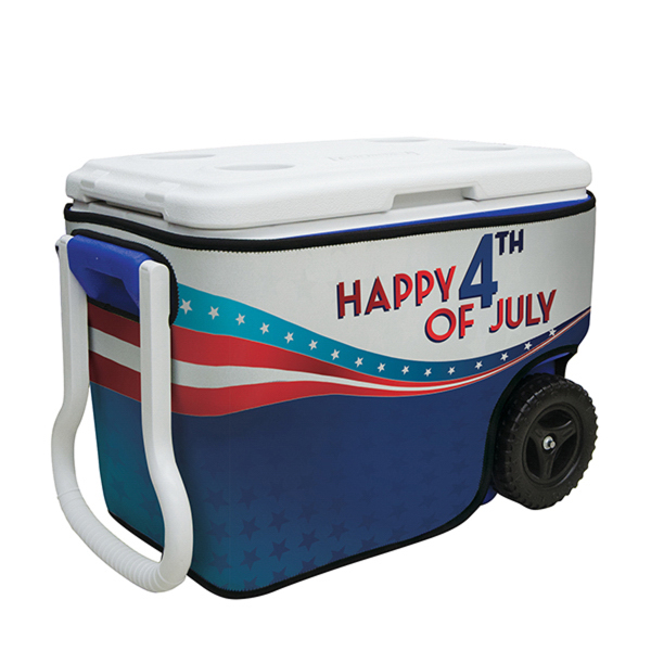 40 quart wheeled cooler Rappz (TM) Kit