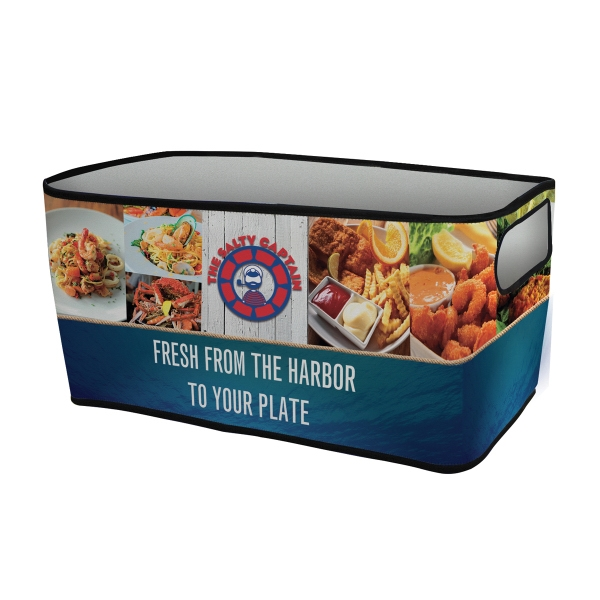 48 quart cooler Rappz (TM) Replacement Graphic