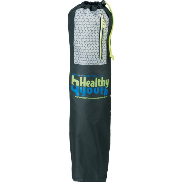 New Balance (R) PVC Free Yoga Mat and Bag