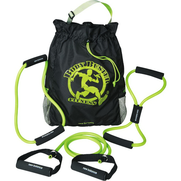 New Balance (R) Core Resistance Bands and Fitness Bag