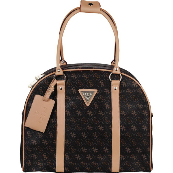 Guess (R) Logo Affair Dome Travel Tote