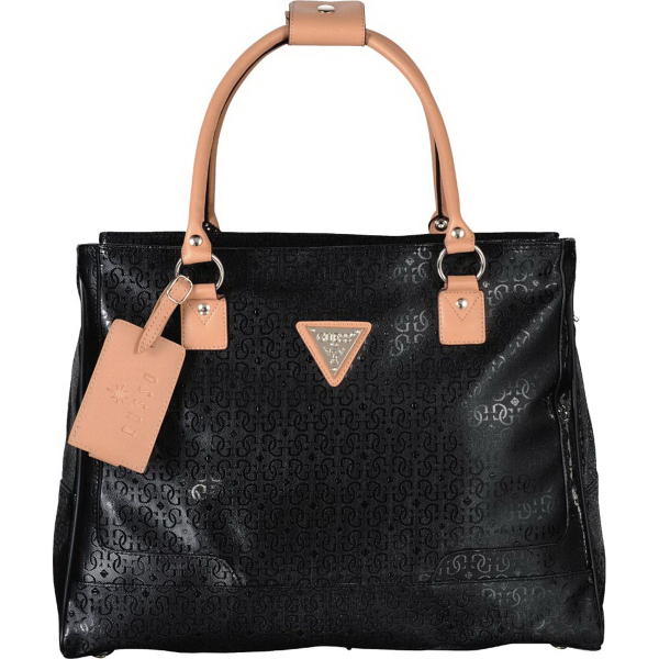 Guess (R) Frosted Shopper Travel Tote