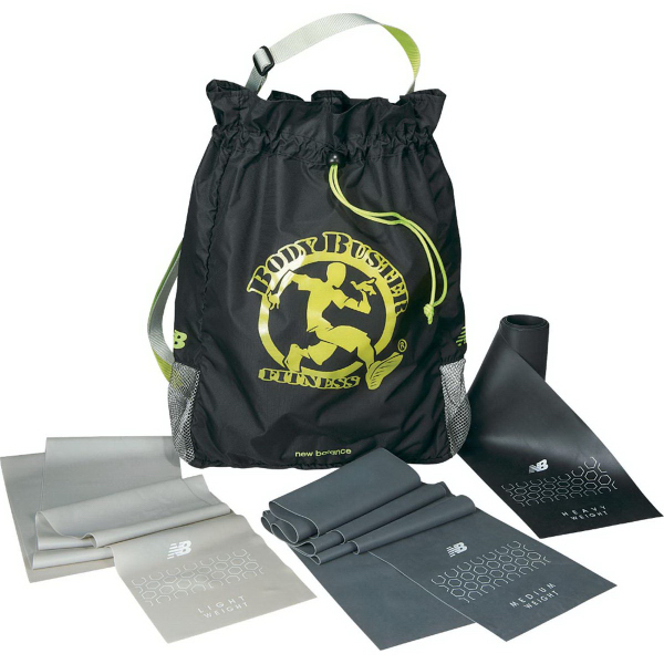 New Balance (R) Strength Bands and Fitness Bag