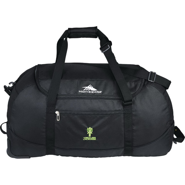 "High Sierra (R) Packable 30"" Wheel-N-Go Duffel"