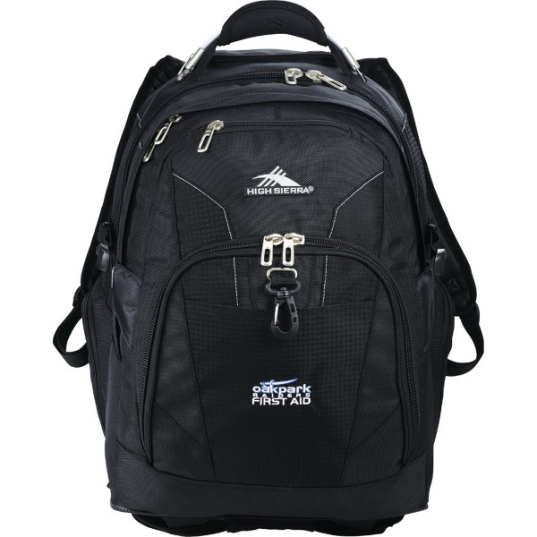 High Sierra (R) Elite Wheeled Compu-Backpack