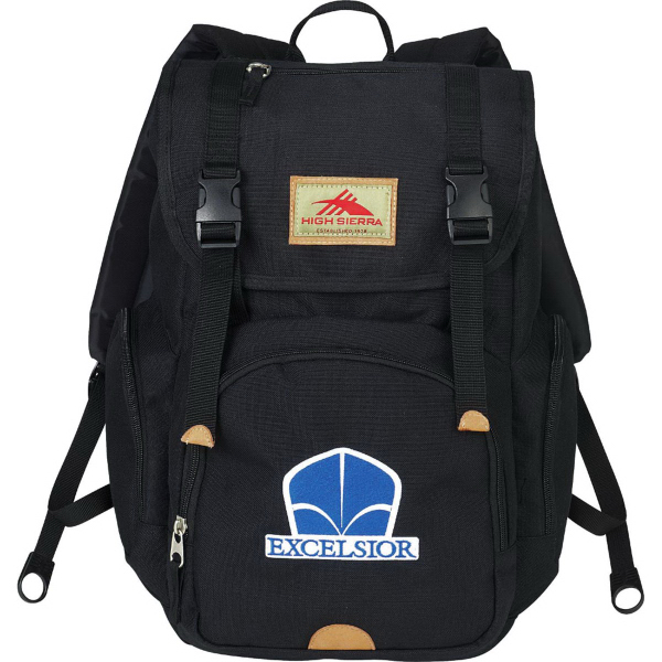 High Sierra (R) Warren Compu-Backpack