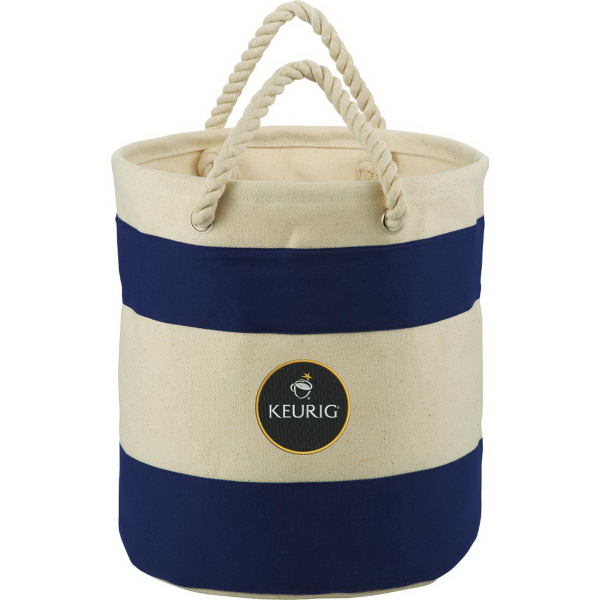 Capri Cotton Storage Tote